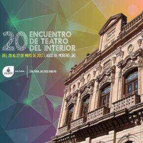 55. 20° Encuentro de Teatro del Interior