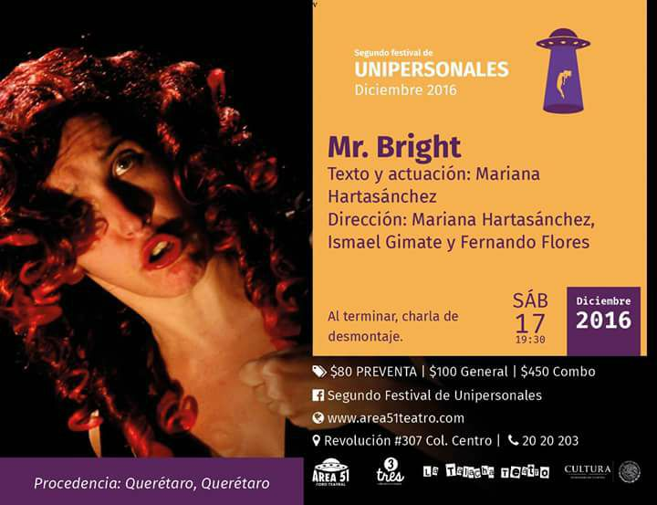 Mr. Bright, proyecto de mito fundacional