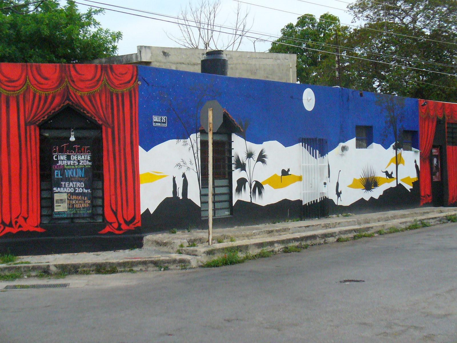 Centro de Investigación Escénica, El Teatrito: Resistencia artística contra la hipocresía y el olvi