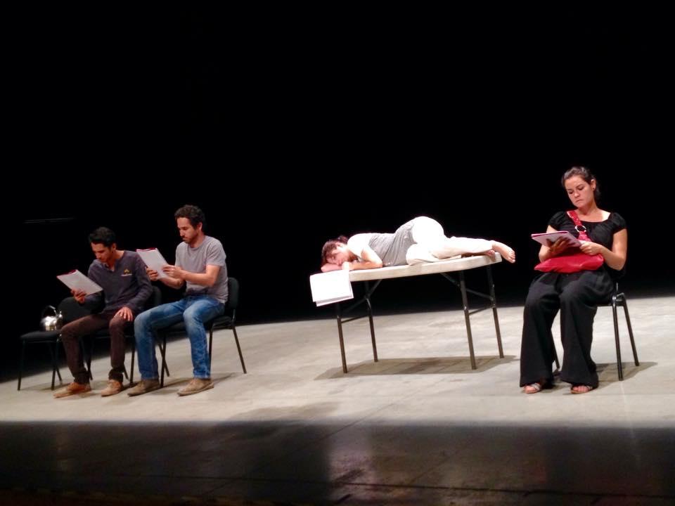 El teatro de Céline Delbecq