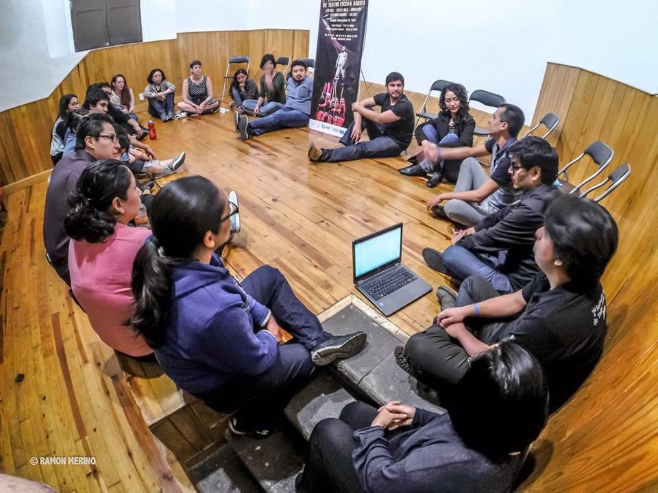 1er Encuentro Nacional de Jóvenes Dramaturgos